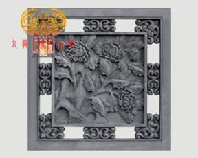 砖雕是中国传统园林的艺术美